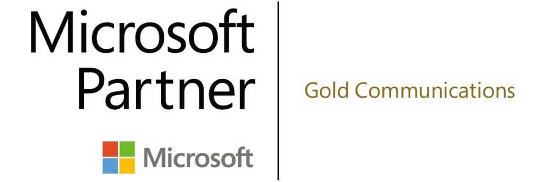 Microsoft-Gold-Partner Partners suppliers   %title