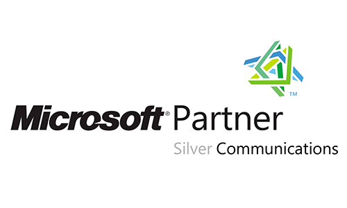 accreditations-microsoft-partner-silver-communications Partners