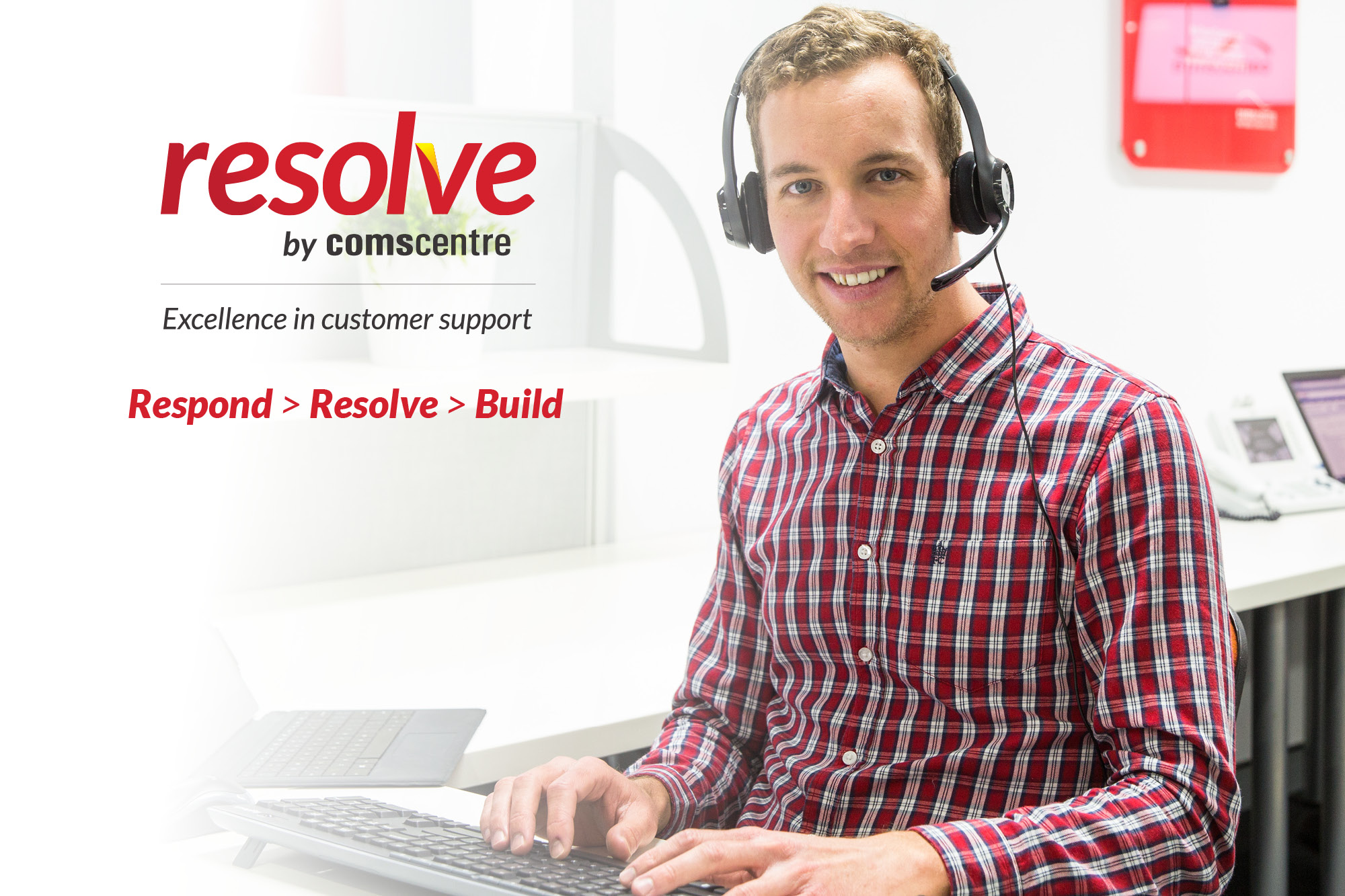 Comscentre Introduces New Customer Support System