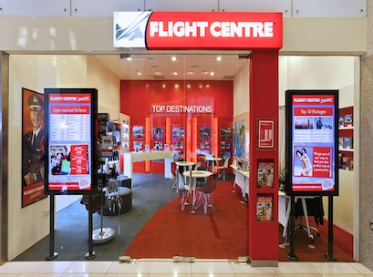 06-FlightCentre_signage_2 Home Comscentre   %title